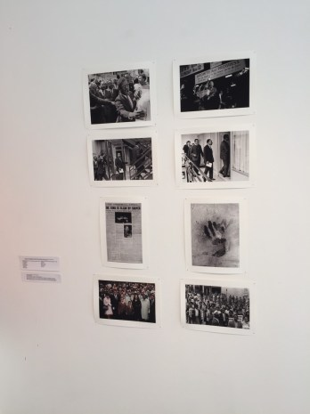 "The ""I Am A Man, Images of Protest"" exhibition is currently on display at the Little Haiti Cultural Center"