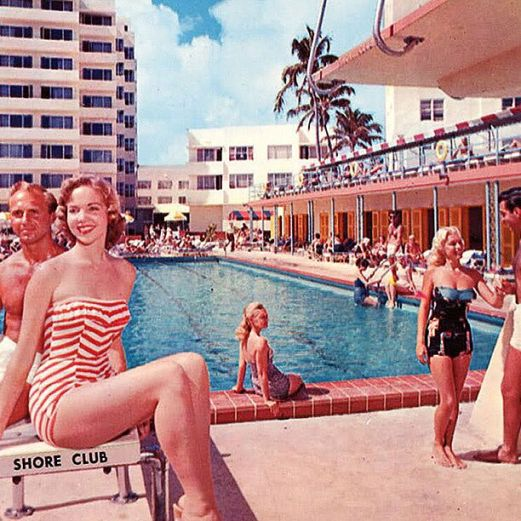 Vintage Shore Club. (Courtesy of The Shore Club)