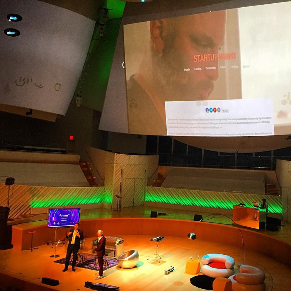 The New Tropic's startup guide featured at Sime MIA 2015. (Courtesy of Nassar Farid Mufdi Ruiz)