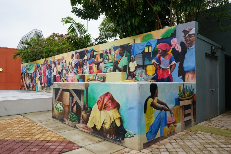 The Little Haiti Cultural Complex.