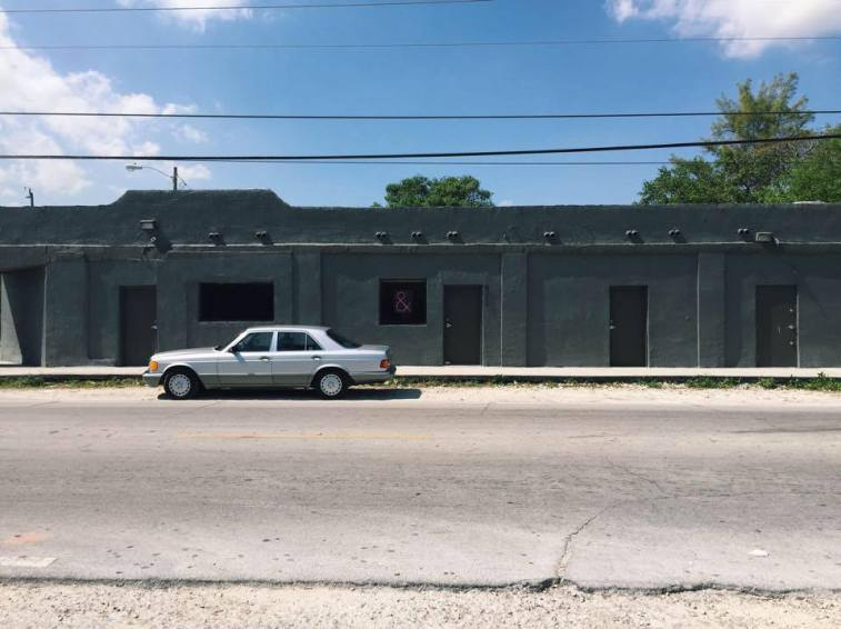 Little Haiti's &gallery will soon expand on an adjacent 13,000 square foot property. (Courtesy of &gallery)