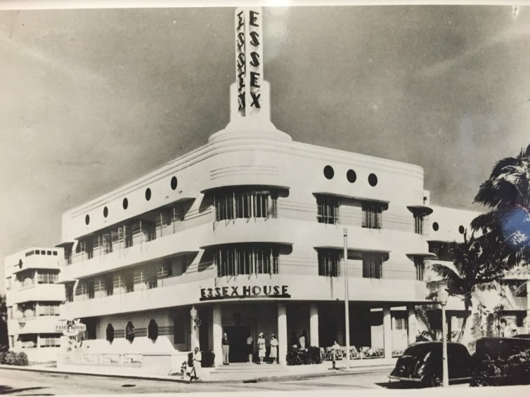 The Essex Hotel in 1989 (Courtesy of History Miami)