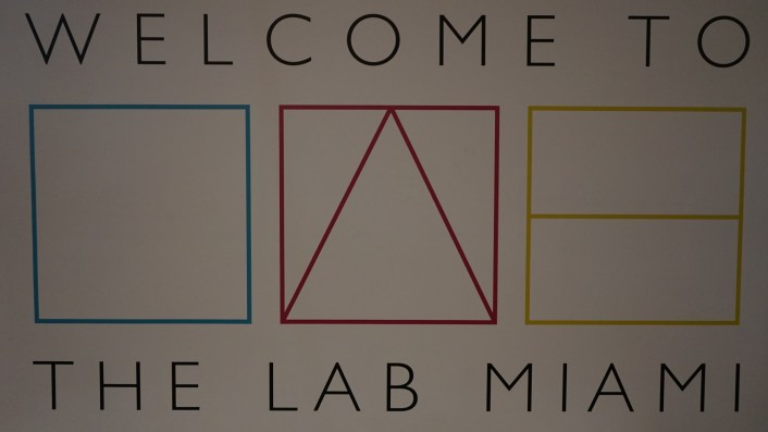 Welcome to The Lab Miami (Credit: Mario Restrepo)