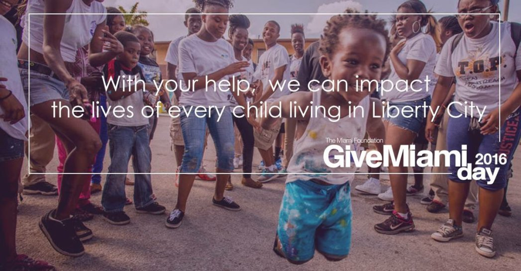 The Miami Children's Initiative is a part of Give Miami Day.
