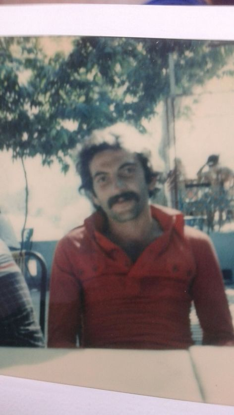 Tony when he first arrived in the U.S. in the 1980s.