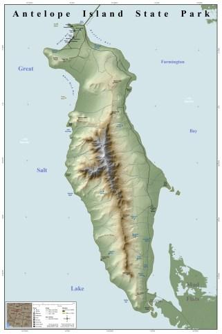 Antelope_Island_State_Park_Map