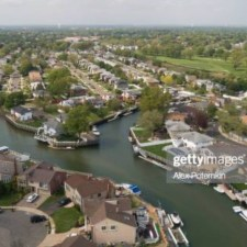 Exclusive homes backing the canals