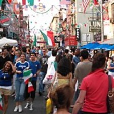 Mulberry Street -San Gennaro Feast