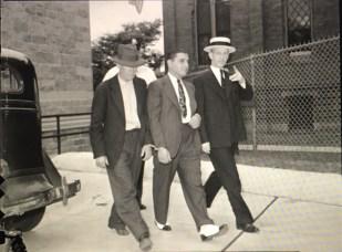 1938 - Patriarca under arrest