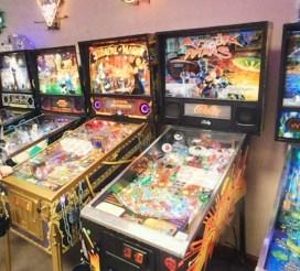Classic Pinball arcade games