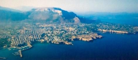Terrasini, Sicily - birthplace of Joe Zerilli and Black Bill Tocco