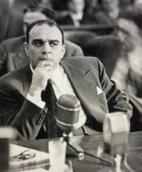 1951 - Licavoli at U.S Senate Hearings