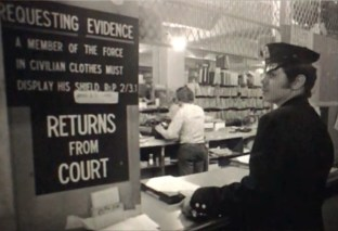 NYPD Property Clerk-Evidence Room