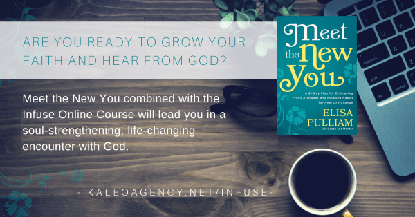 Are you ready to grow in your faith and hear from God?