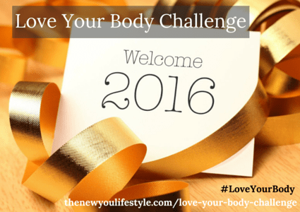 Love Your Body Challenge Blog Image