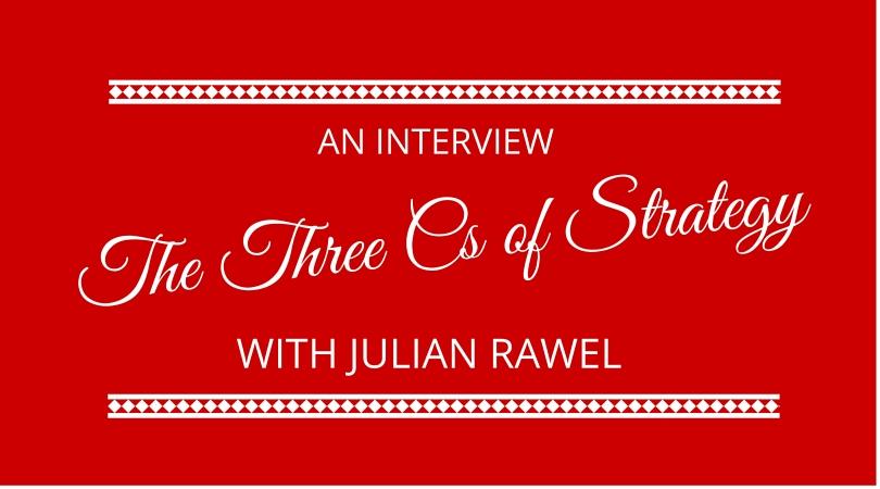 #06 Marketing Strategy with Julian Rawel