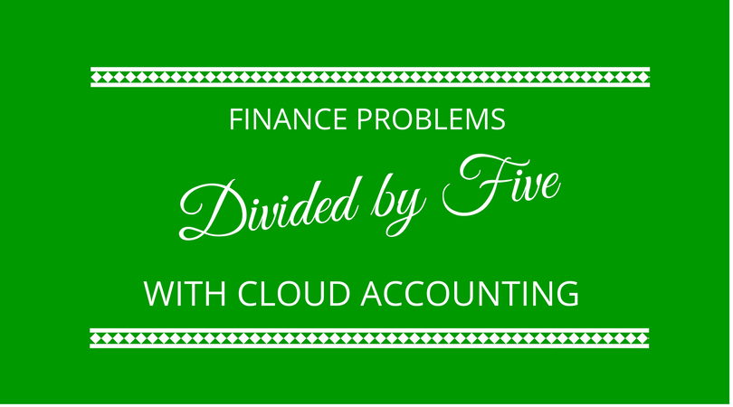 #80 Your finance problems Divided by Five