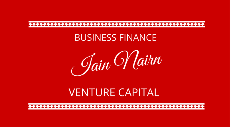 #78 Venture Capital with Iain Nairn