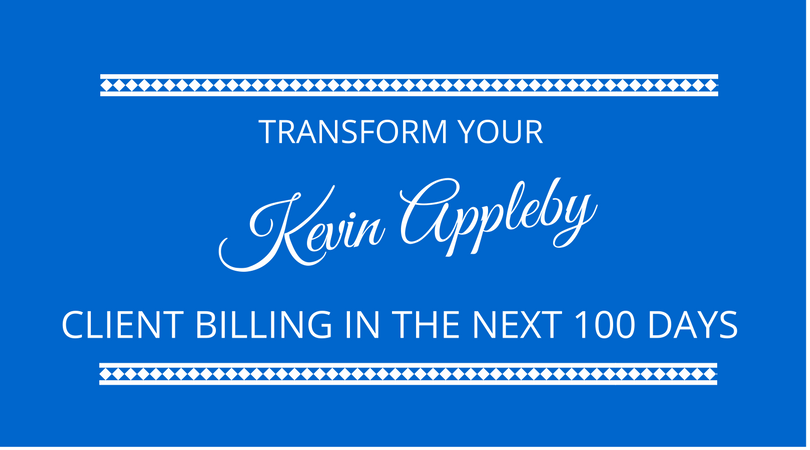 #85 Transform your customer billing in the next 100 days