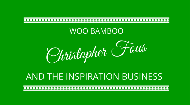 #96 Woobamboo with Christopher Fous