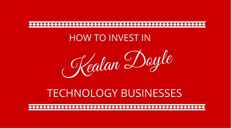 #101 Venture Capital Investing with Kealan Doyle