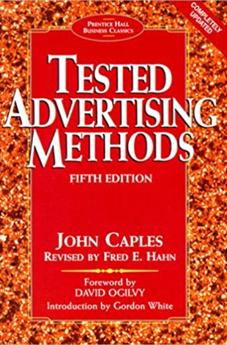 John Caples, Tested advertising Methods, Direct Marketing