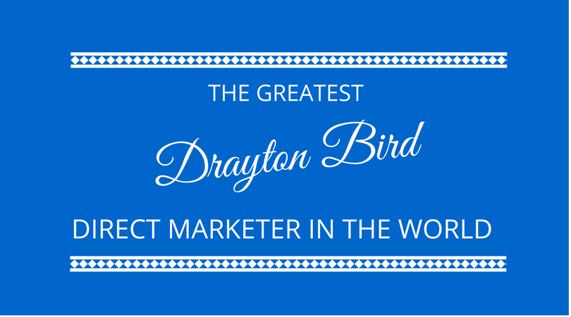 #112 Drayton Bird – Direct Marketing