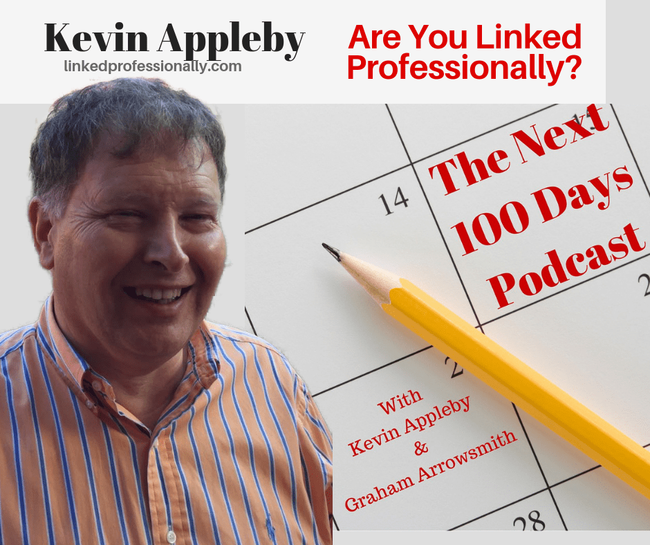 Linked Professionally, LinkedIN, Kevin Appleby, Networking