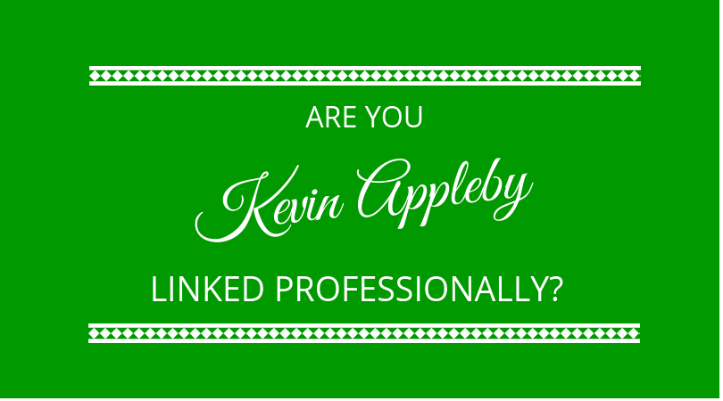 #149 Kevin Appleby – Linked Professionally