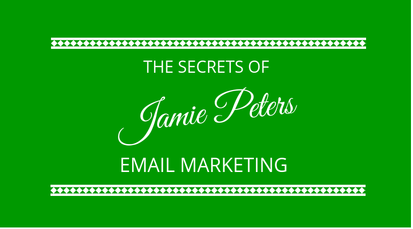 #153 Jamie Peters – Email Marketing