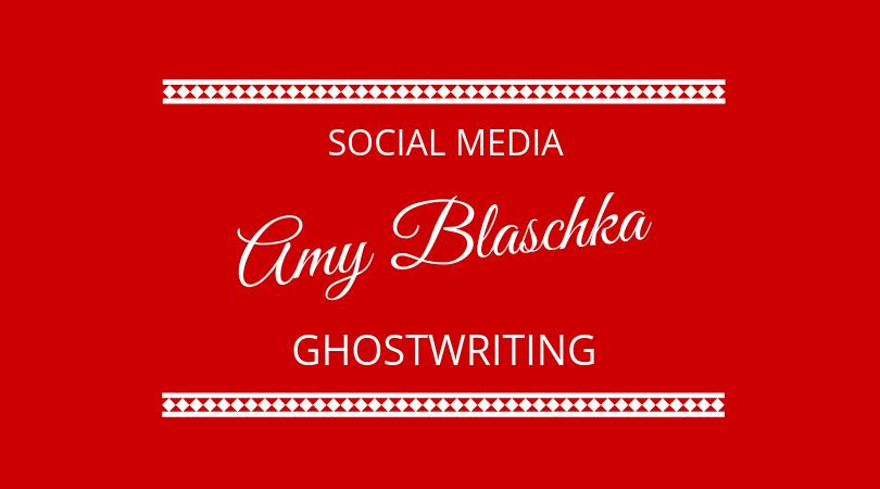 #184 Amy Blaschka – Ghostwriting