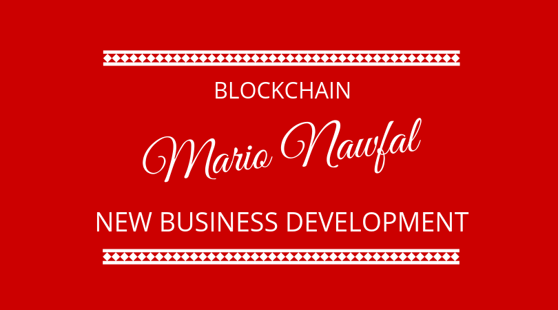 Mario Nawfal discusses blockchain and new business development with Kevin Appleby and Graham Arrowsmith on The Next 100 Days Podcast