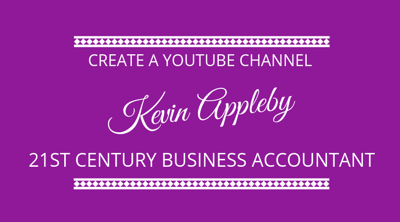 #193 Kevin Appleby – Create a YouTube Channel