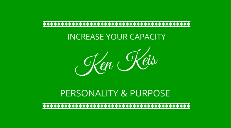 #195 Ken Keis – Personality and Purpose