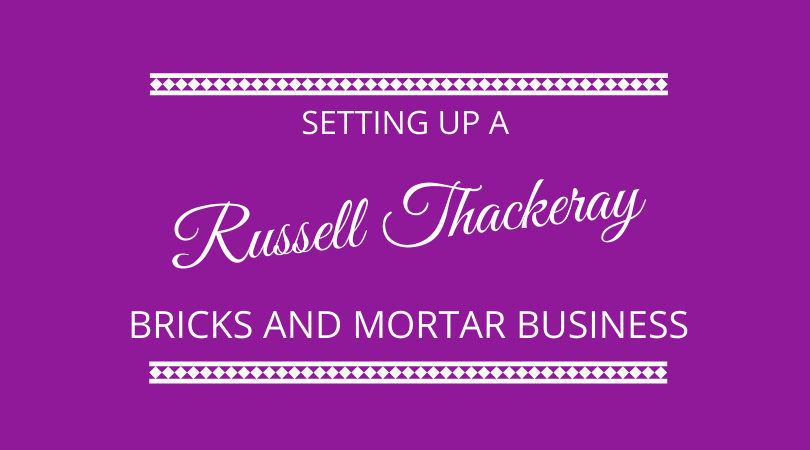 Russell Thackeray joins Kevin Appleby and Graham Arrowsmith to discuss his new bricks and mortar therapy and retail business