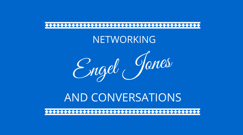 #210 Engel Jones – Narrative and Networks