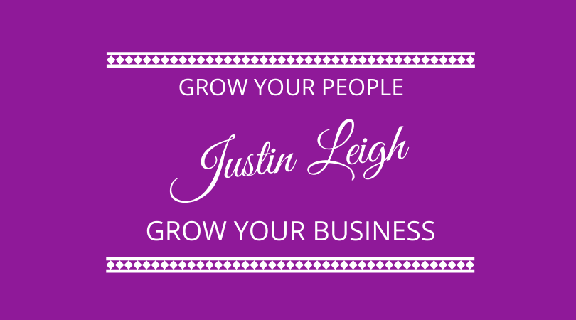 People and growth with Justin Leigh on the next 100 days podcast