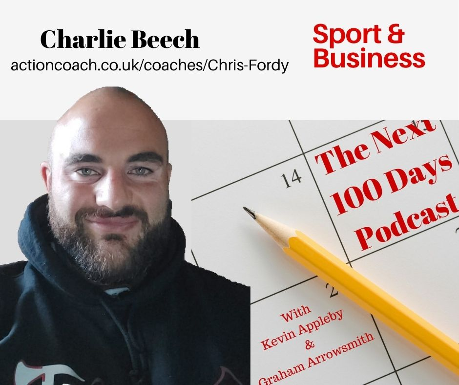 Charlie Beech sporting coach