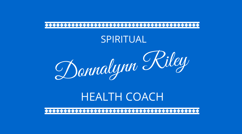 Donnalyn Riley spiritual health coach talks to the next 100 days podcast