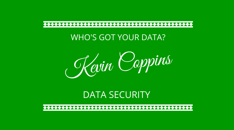 Data Security with Kevin Coppins on The Next 100 Days Podcast