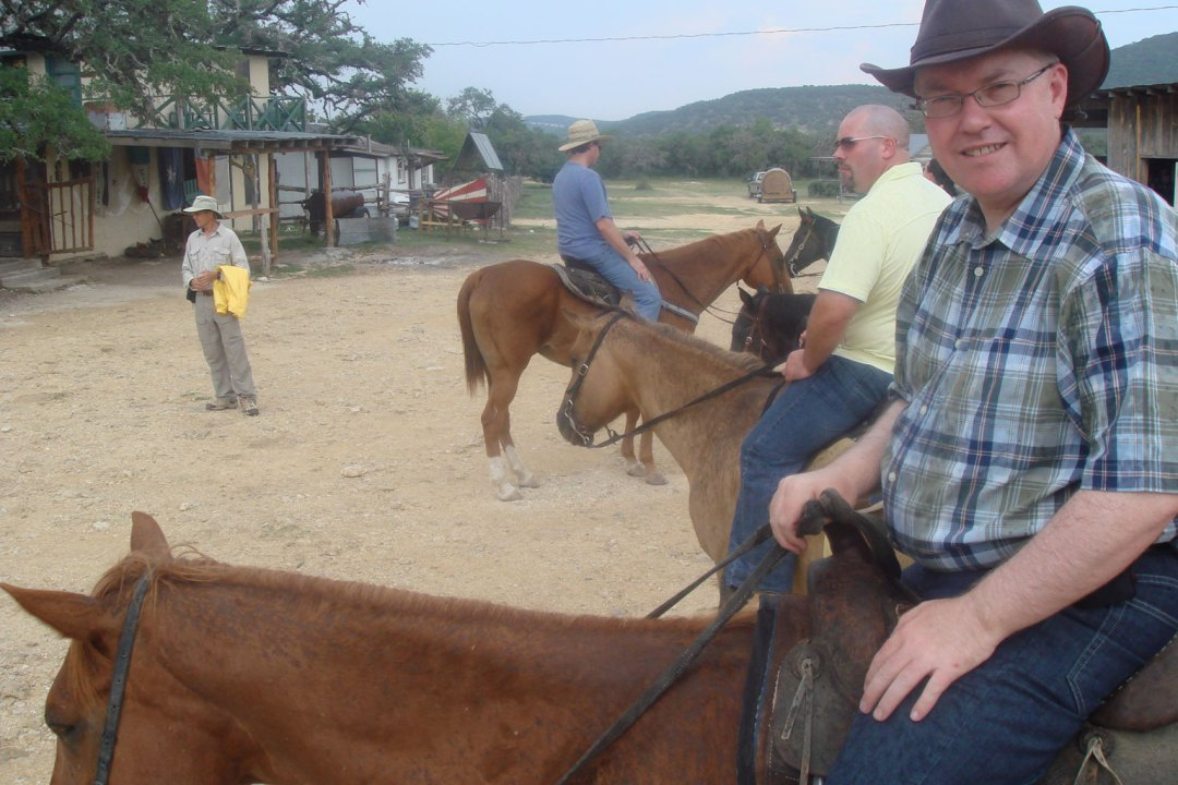 Graham Arrowsmith, Weight Loss, Dixie Dude Ranch Texas