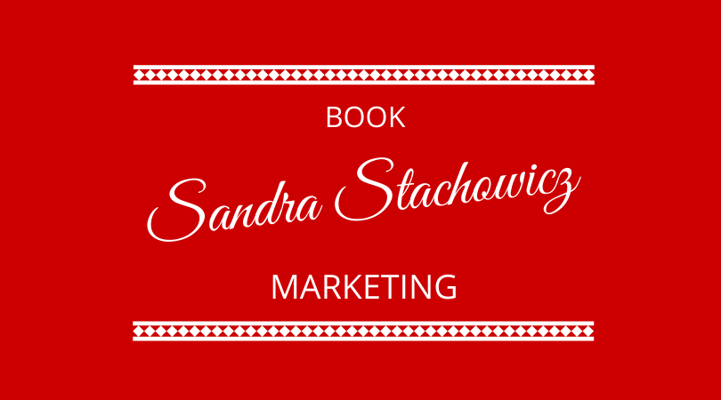 Sandra Stachowicz discusses book marketing with Kevin Appleby and graham arrowsmith on the next 100 days podcast