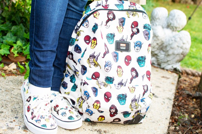 Backpack Shoes