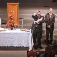 Baptism celebration and easy, make-ahead menu
