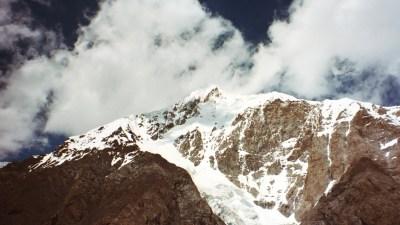 Peak Gorky
