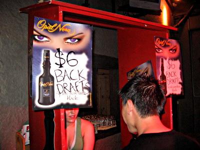 $6 Back Drafts in Dunedin