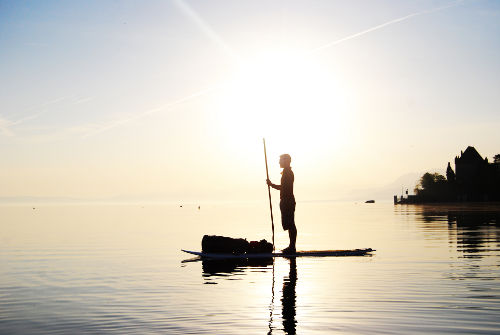 Dave Cornthwaite Lake Geneva