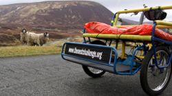 1000 Miles on a Rickshaw