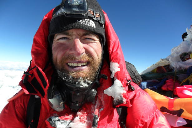 Captain Ketch: James Ketchell - Climbing Mount Everest