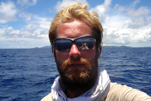Captain Ketch: James Ketchell - Rowing the Atlantic